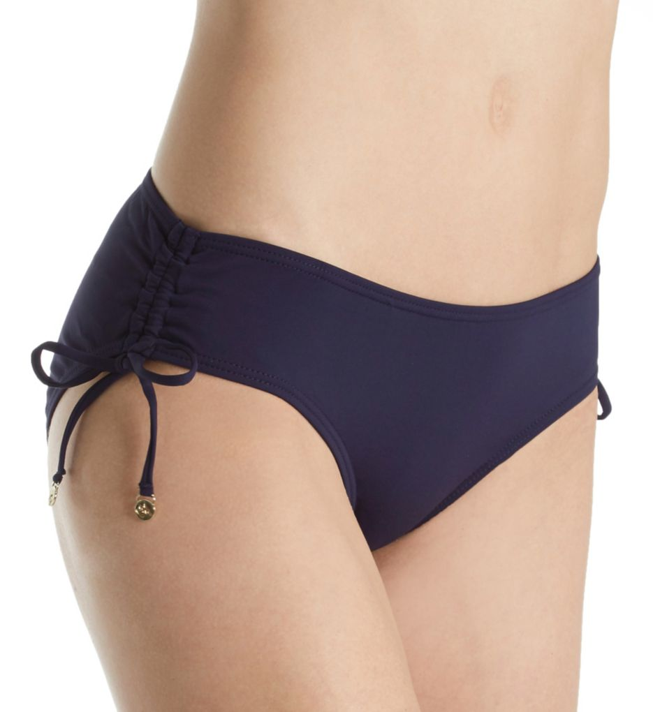 Anne Cole Live in Color Alex Tie Side Brief Swim Bottom 17MB301
