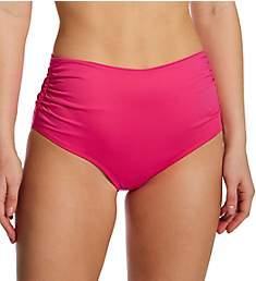 Anne Cole Live In Color Convertible Fold Bikini Swim Bottom 19MB360