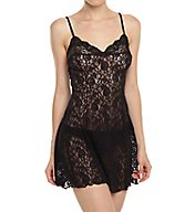 Arianne Kylie Adjustable Strap Strech Lace Chemise 8946