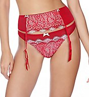 b.tempt'd by Wacoal b.sultry Garter Belt 948261