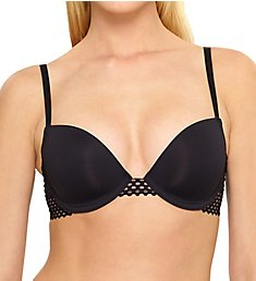 b.tempt'd by Wacoal Tied in Dots Contour Underwire Bra 953228