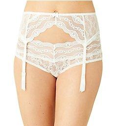 b.tempt'd by Wacoal Lace Kiss Garter Belt 977182