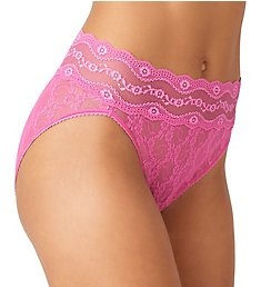 b.tempt'd by Wacoal Lace Kiss Hi Leg Brief Panty 978382
