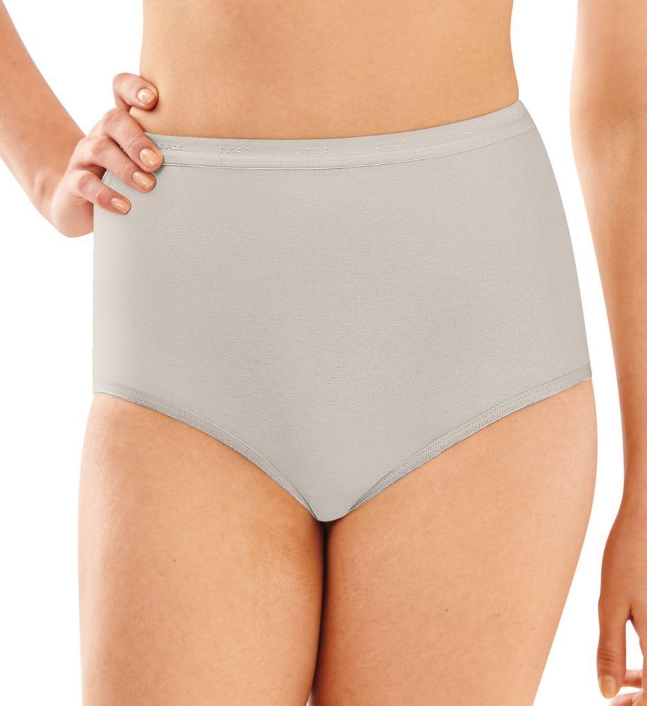 Bali Full-Cut-Fit Cotton Brief Panties 2324