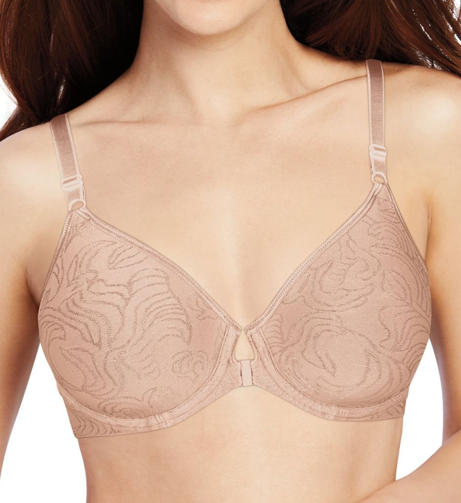 Bali Comfort Revolution Front-Close Shaping Underwire 3P66