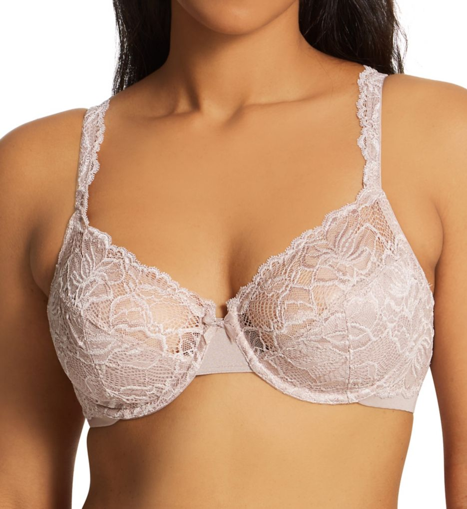 Bali Lace Desire No-Foam Underwire Bra 6543