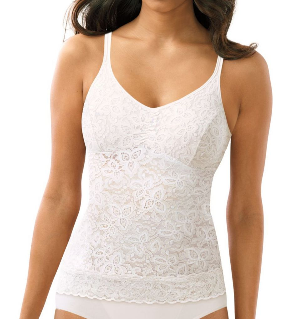 Bali Lace N' Smooth Camisole Top 8L12
