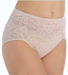 Bali Lace 'N' Smooth Shaping Brief Panty 8L14