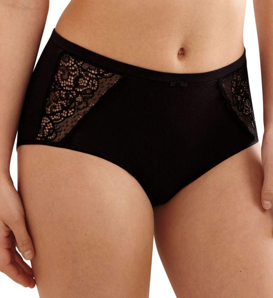 Bali Cotton Desire Microfiber Brief Panty CD61