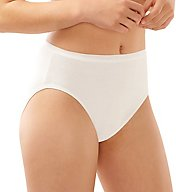 Bali Full Cut Fit Hi Cut Brief Panty FF62