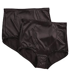 Bali Firm Control Brief with Tummy Panel - 2 Pack X710