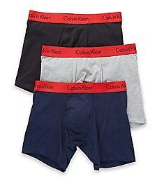Calvin Klein Pro Stretch Boxer Briefs - 3 Pack NB1534
