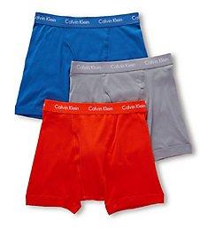 Calvin Klein Cotton Classic Boxer Brief - 3 Pack NU3019