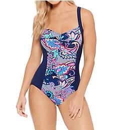 Christina Balit Batik D-Cup One Piece Swimsuit BB5118D