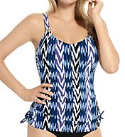 Christina Evening Spell D-Cup Adjustable Tankini Swim Top ES4087D