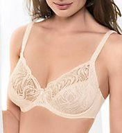 Conturelle Impulse 3-Part Lace Underwire Bra 205203