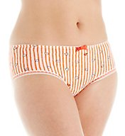 Cosabella Paul & Joe Charlotte Print Low Rise Hotpant Panty CHP0721
