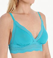 Cosabella Dolce Soft Bra with Lace Trim DLC1302