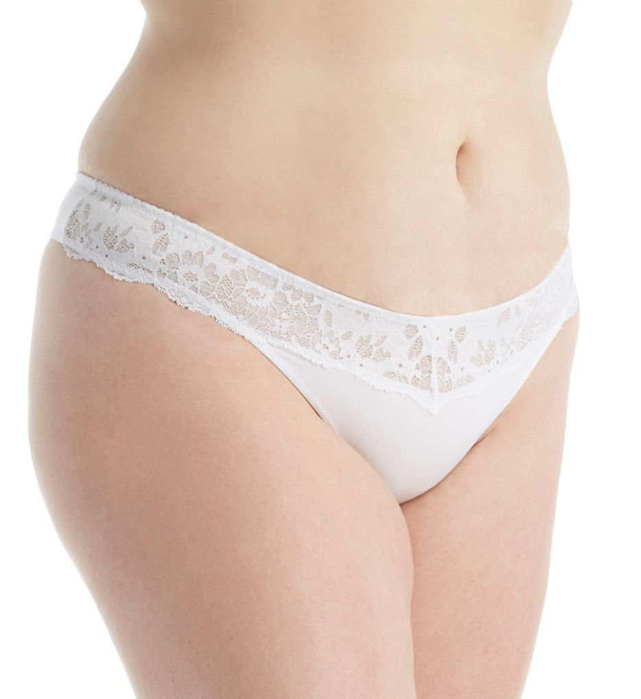 Cosabella Italia Low Rise Plus Size Thong IT0341P