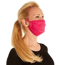 Cosabella Never Say Never Pleated Face Mask NEV9922