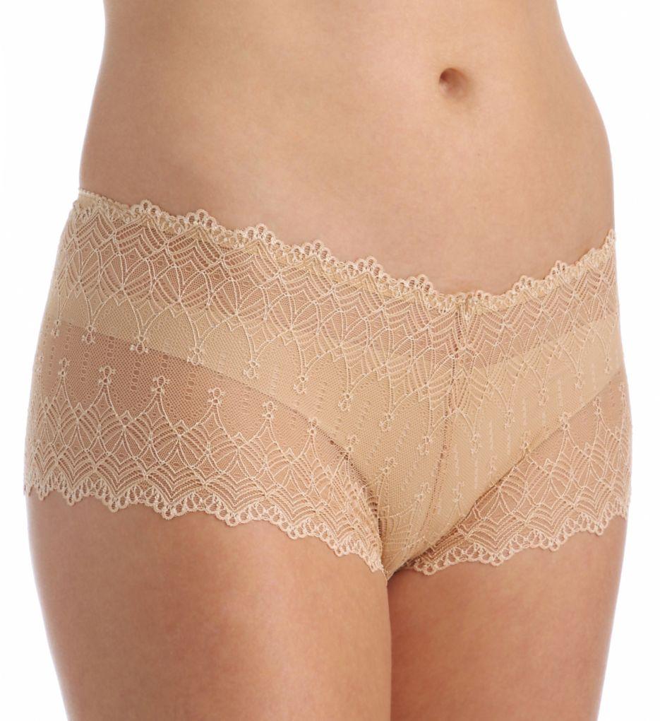 Cosabella Papyrus Low Rise Hotpant Panty Pap0721
