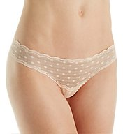 Cosabella Dots Sweet Treats Thong TRA0328
