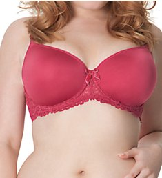 Curvy Kate Smoothie Deluxe Lace T-Shirt Bra CK5301