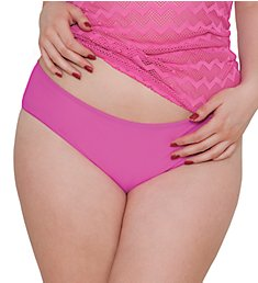 Curvy Kate Peachy Pairs Reversible Short Swim Bottom CS1003