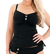 Curvy Kate Luau Love Tankini Swim Top CS1906