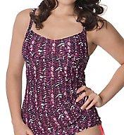 Curvy Kate Instinct Swim Tankini Swim Top CS2906