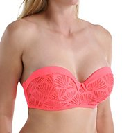 Curvy Kate Siren Bandeau Bikini Swim Top CS3341