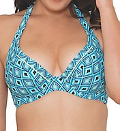Curvy Kate Revive Halterneck Bikini Underwire Swim Top CS3421