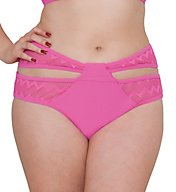 Curvy Kate Hi Voltage Strappy Mini Brief Swim Bottom CS4105