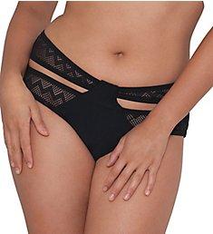 Curvy Kate Hi Voltage Strappy Mini Brief Swim Bottom CS4105