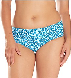Curvy Kate Riptide Retro Short Swim Bottom CS4803