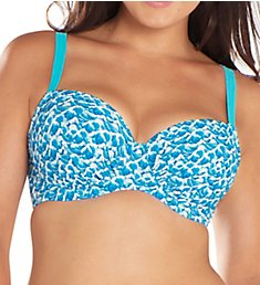 Curvy Kate Riptide Balcony Bikini Swim Top CS4811