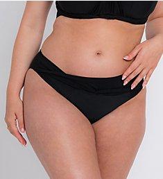 Curvy Kate Wrapsody Bikini Brief Swim Bottom CS5500