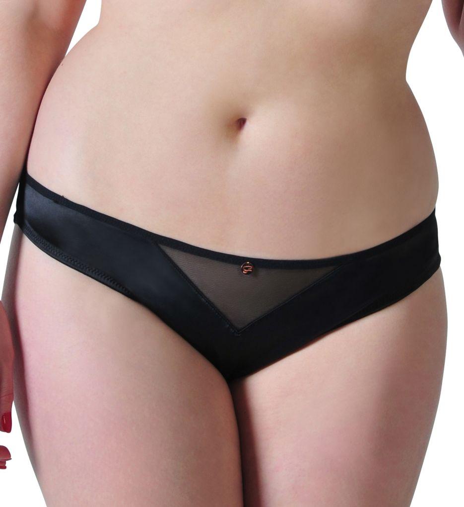 Curvy Kate Scantilly Peek-A-Boo Bikini Brief Panty ST2305