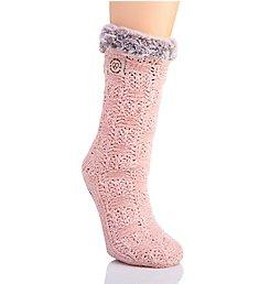 Dearfoams Chenille Blizzard Sock TK60547