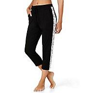 DKNY Lace Effects Crop Pants 2719234