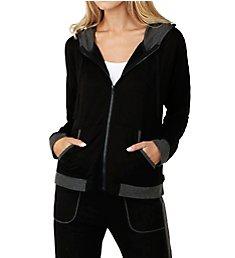 DKNY Resort Lounging Long Sleeve Hoodie 3113487