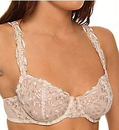 Donna Karan Incognita Embroidered Balconette Bra 453179