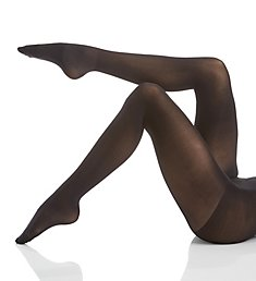 Donna Karan Sueded Jersey Control Top Tights DOB110