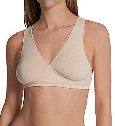 Elita The Essentials Cotton Crossover Cami Bra 6100