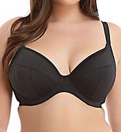 Elomi Essentials Underwire Plunge Bikini Swim Top ES7504