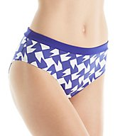 Empreinte Pin Up Deep Brief Swim Bottom BNS-PIN