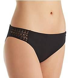 Empreinte Havana Low Rise Bikini Swim Bottom CMS-HAV