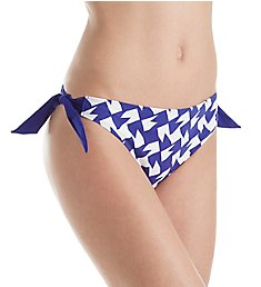 Empreinte Pin Up Mid Rise Bikini Swim Bottom CMS-PIN