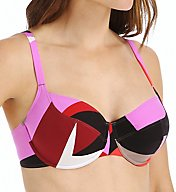 Empreinte Arty Underwire 3 Part Cup Swim Top KMS-ART