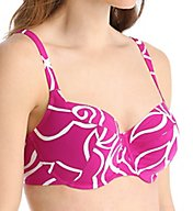 Empreinte Bloom Underwire 3 Part Cup Swim Top KMS-BLM